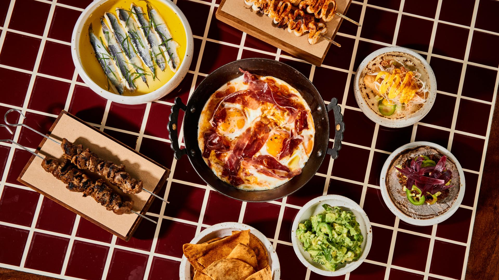 This is an image of the newly-launched Brunch at Decimo